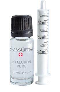 Увлажняющая гиалуроновая сыворотка Hyaluron Pure Swissgetal