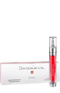 Эликсир для глаз с эффектом двойного лифтинга Swissgetal
