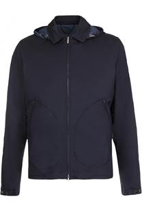 Куртка на молнии с капюшоном Cortigiani