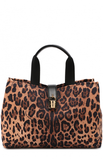 Сумка Dolce Shopping с принтом Dolce & Gabbana
