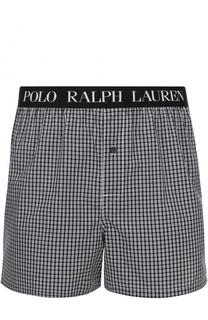 Хлопковые боксеры свободного кроя с широкой резинкой Ralph Lauren