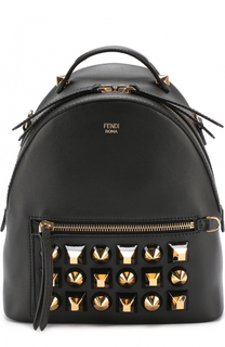 Сумка Backpack декоративной отделкой Fendi