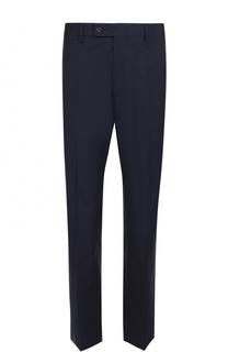 Хлопковые брюки прямого кроя Berwich