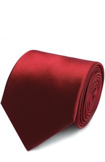 Шелковый галстук Lanvin