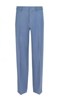 Шерстяные брюки свободного кроя Stella McCartney