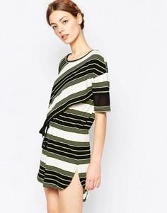 Платье с затягивающимся шнурком Harlyn - Мульти