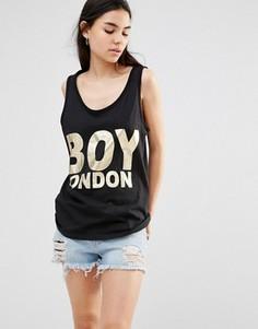 Майка Boy London - Черный