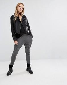 Гаремные брюки Lira - Серый