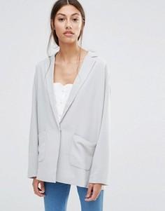 Блейзер Vero Moda Classic - Серый