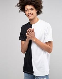 Oversize-футболка 2 цветов Long Clothing - Черный