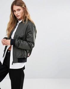 Утепленная куртка‑пилот Hunter Original - Зеленый