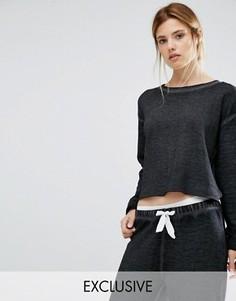 Черный мягкий свитер Nocozo - Черный