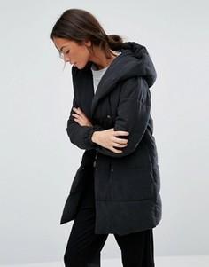 Дутая куртка New Look - Черный