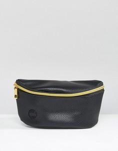 Черная сумка-кошелек на пояс Mi-Pac - Черный