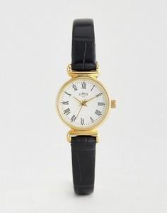 Часы в винтажном стиле с черным ремешком под крокодиловую кожу Limit 6210.37 (72 - Черный
