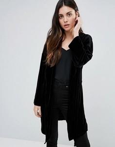 Пальто Minimum - Черный