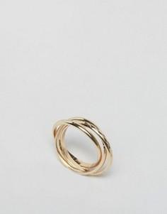 Кольца ASOS - Золотой