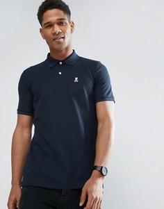 Psycho Bunny Polo Shirt In Navy - Темно-синий