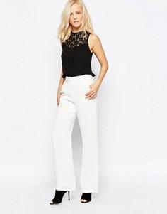 Широкие брюки Greylin Hava - Белый
