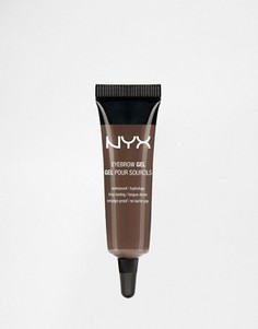 Гель для бровей NYX Professional Make-Up - Черный