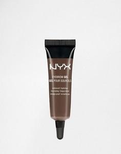 Гель для бровей NYX Professional Make-Up - Черный
