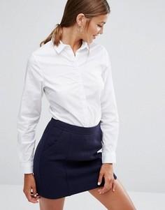 Строгая рубашка New Look - Белый