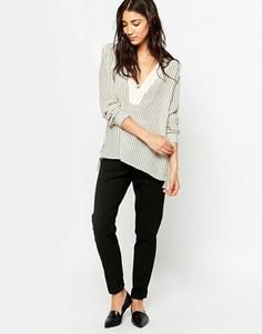Узкие брюки Gestuz Cayenne - Черный