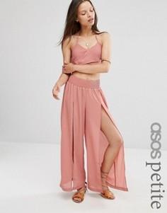 Пляжные брюки ASOS PETITE - Оранжевый