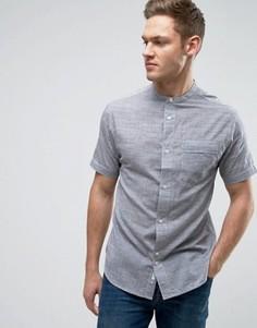 Рубашка с воротником на пуговицах Bellfield - Синий