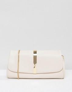 Coast Tayten Hinge Detail Bag - Розовый
