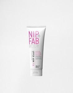 Тонизирующее и разглаживающее средство для кожи плеч и предплечий NIP+FAB - 100 мл - Бесцветный