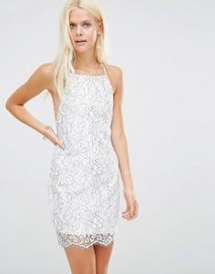 Кружевное платье‑сорочка Wyldr Midnight - Мульти