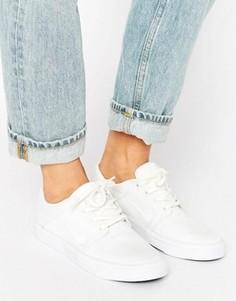 Бежевые кроссовки Nike SB Portmore - Кремовый