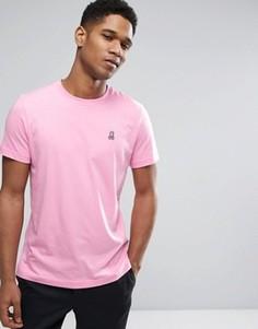 Psycho Bunny Crew Neck Pastel T-Shirt - Розовый
