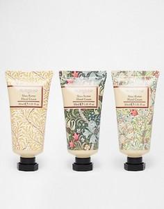 Набор кремов для рук Morris & Co 3 x 30 мл - Бесцветный Beauty Extras