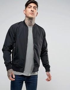 Черная непромокаемая куртка-пилот Penfield - Черный
