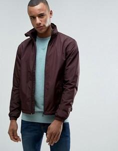 Легкая куртка со скрытым капюшоном Esprit - Красный