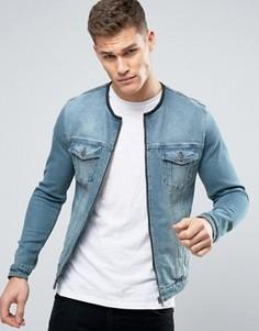 ca9eb974a92 Купить мужские кожаные куртки Asos в интернет-магазине Lookbuck ...