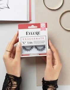 Накладные ресницы Eylure Exaggerate № 146 - Черный