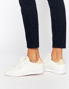 Белые кроссовки Reebok Npc 11 Transform Court - Белый