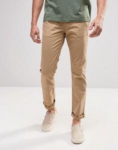 Золотистые брюки слим с 5 карманами Levis 511 - Бежевый Levis®