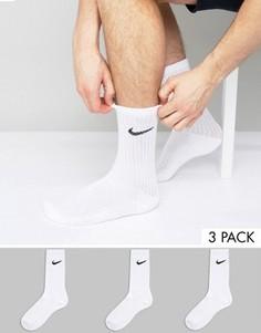 3 пары носков Nike - Белый