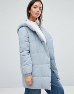 Дутая куртка New Look - Серый
