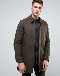 Классическая куртка-макинтош Brave Soul - Зеленый