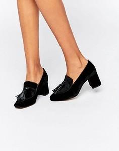 Туфли на каблуке с кисточками KG By Kurt Geiger Alexa - Черный
