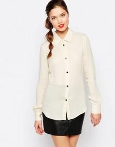 Блузка Love Moschino - Белый