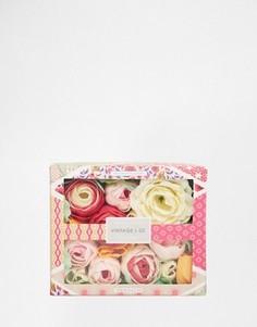 Мыло в форме цветов Vintage & Co - Бесцветный Beauty Extras