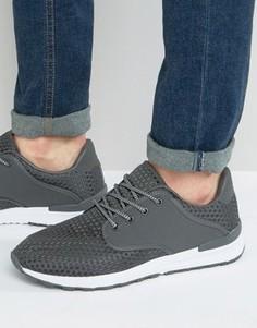Серые кроссовки Brave Soul Breckham - Серый
