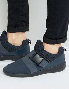 Темно-синие кроссовки Brave Soul Ramsey - Синий