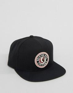 Бейсболка Brixton Rival - Черный
